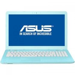 Laptop ASUS VivoBook X541UA-GO1710, Intel Core i3-7100U, 15.6inch, RAM 4GB, HDD 500GB, Intel HD Graphics 620, Endless OS, Aqua Blue