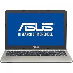 Laptop ASUS X541NA-GO120, Intel Celeron Dual Core N3350, 15.6inch, RAM 4GB, HDD 500GB, Intel HD Graphics 500, Endless OS, Chocolate Black