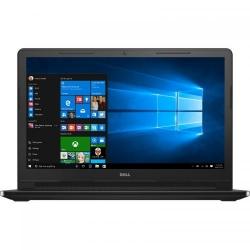 Laptop DELL Inspiron 3552, Intel Celeron Dual Core N3060, 15.6inch, RAM 4GB, HDD 500GB, Intel HD Graphics 400, Windows 10, Black