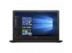 Laptop Dell Inspiron 3567, Intel Core i3-6006U, 15.6inch, RAM 4GB, SSD 128GB, Intel HD Graphics, Windows 10, Black