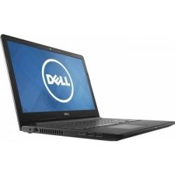 Laptop Dell Inspiron 3567, Intel Core i3-7020U, 15.6inch, RAM 4GB, HDD 1TB, Intel HD Graphics 520, Linux, Black