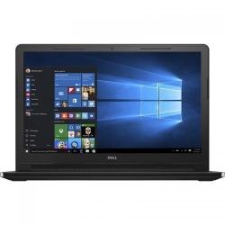 Laptop Dell Inspiron 3567, Intel Core i3-7020U, 15.6inch, RAM 4GB, HDD 1TB, Intel HD Graphics 620, Windows 10, Black