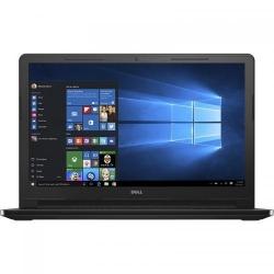 Laptop DELL Inspiron 3567, Intel Core i5-7200U, 15.6inch, RAM 8GB, SSD 256GB, Intel UHD Graphics 620, Windows 10, Black