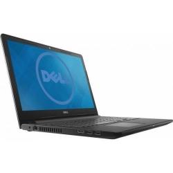 Laptop Dell Inspiron 3576, Intel Core i3-7020U, 15.5inch, RAM 4GB, HDD 1TB, AMD Radeon 520 2GB, Windows 10, Black