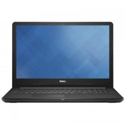 Laptop Dell Inspiron 3576, Intel Core i5-7200U, 15.6inch, RAM 8GB, HDD 1TB, AMD Radeon 520 2GB, Linux, Black