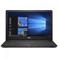 Laptop DELL Inspiron 3576, Intel Core i5-8250U, 15.6inch, RAM 8GB, HDD 1TB, AMD Radeon 520 2GB, Windows 10, Black