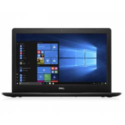 Laptop Dell Inspiron 3580, Intel Core i5-8265U, 15.6inch, RAM 8GB, SSD 256GB, AMD Radeon 520 2GB, Windows 10, Black