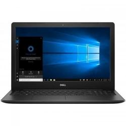 Laptop Dell Inspiron 3584, Intel Core i3-7020U, 15.6inch, RAM 4GB, SSD 128GB, Intel HD Graphics 620, Windows 10, Black
