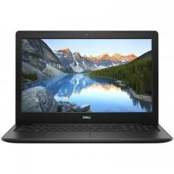 Laptop Dell Inspiron 3584, Intel Core i3-7020U, 15.6inch, RAM 4GB, SSD 256GB, Intel HD Graphics 620, Linux, Black