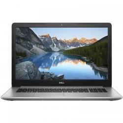 Laptop DELL Inspiron 5770, Intel Core i3-7020U, 17.3inch, RAM 4GB, HDD 1TB, Intel HD Graphcs 520, Linux, Platinum Silver