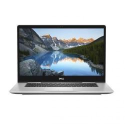 Laptop Dell Inspiron 7580, Intel Core i7-8750H, 15.6inch, RAM 16GB, HDD 1TB + SSD 256GB, nVidia GeForce GTX 1060 6GB, Linux, Silver