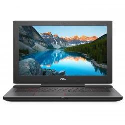Laptop Dell Inspiron G5 5587, Intel Core i5-8300H, 15.6inch, RAM 8GB, HDD 1TB + SSD 128GB, nVidia GeForce GTX 1050 Ti 4GB, Linux, Black