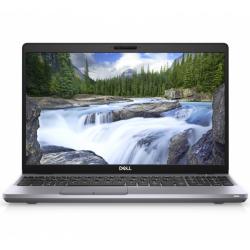 Laptop Dell Latitude 5511, Intel Core i5-10400H, 15.6inch, RAM 8GB, SSD 256GB, Intel UHD Graphics 630, Linux, Grey