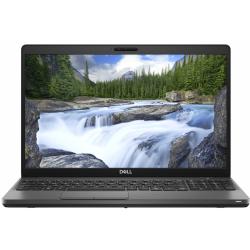Laptop Dell Precision 3540, Intel Core i7-8665, 15.6inch, RAM 16GB, SSD 256GB, AMD Radeon Pro WX2100 2GB, Windows 10 Pro, Black