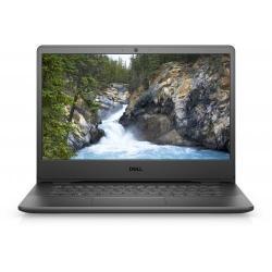Laptop Dell Vostro 3400, Intel Core i5-1135G7, 14inch, RAM 8GB, SSD 256GB, Intel Iris Xe Graphics, Windows 10 Pro, Accent Black