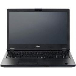 Laptop Fujitsu Lifebook E5510, Intel Core i5-10210U, 15.6inch, RAM 8GB, SSD 256GB, Intel UHD Graphics, Windows 10 Pro, Black