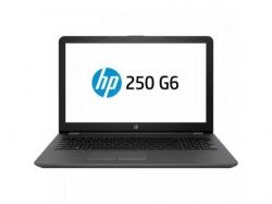 Laptop HP 250 G6, Intel Core i3-6006U, 15.6inch, RAM 8GB, SSD 128GB, Intel HD Graphics 520, Free Dos, Dark Ash Silver