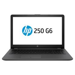 Laptop HP 250 G6, Intel Core I3-7020U, 15.6inch, RAM 8GB, SSD 256GB, Intel HD Graphics 620, FreeDos, Black