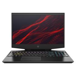 Laptop HP OMEN 15-dh1005nq, Intel Core i7-10750H, 15.6inch, RAM 16GB, HDD 1TB + SSD 512GB, nVidia GeForce GTX 1660Ti 6GB, Free DOS, Shadow Black