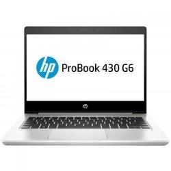 Laptop HP ProBook 430 G6, Intel Core i5-8265U, 13.3inch, RAM 8GB, SSD 256GB, Intel UHD Graphics 620, FreeDos, Silver