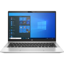 Laptop HP ProBook 430 G8, Intel Core i3-1115G4, 13.3inch, RAM 8GB, SSD 128GB, Intel UHD Graphics, Windows 10 Pro, Silver