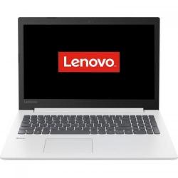 Laptop Lenovo IdeaPad 330 IKB, Intel Core i3-7020U, 15.6inch, RAM 6GB, SSD 256GB, Intel HD Graphics 620, FreeDos, Blizzard White