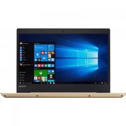 Laptop Lenovo IdeaPad 520S-14IKB, Intel Core i3-7100U, 14inch, RAM 4GB, HDD 1TB, Intel HD Graphics 620, Windows 10, Champagne Gold