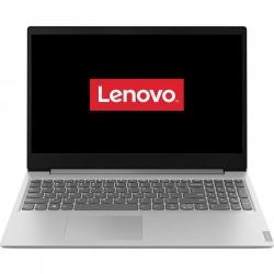 Laptop Lenovo IdeaPad S145-15IIL, Intel Core i5-1035G4, 15.6inch, RAM 8GB, SSD 256GB, Intel Iris Plus Graphics, No OS, Platinum Grey