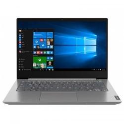Laptop Lenovo ThinkBook 14-IIL, Intel Core i5-1035G1, 14 inch, RAM 8GB, SSD 256GB, Intel UHD Graphics, Windows 10 Pro, Mineral Grey