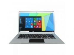 Laptop nJoy Ediam, Intel Celeron Dual Core N4000, 14.1inch, RAM 4GB, eMMC 32GB, Intel UHD Graphics 600, Windows 10, Silver