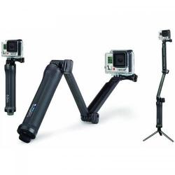 Maner multifunctional GoPro 3-Way pentru Camere video