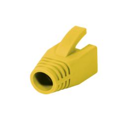 Manson Logilink, Cat.6, RJ45, 8.0mm, 50buc, Yellow