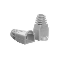 Manson Netrack 105-80 for RJ45 plug, gray, (100 pcs.)