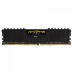 Memorie Corsair Vengeance LPX Black 4GB DDR4-2400MHz, CL14