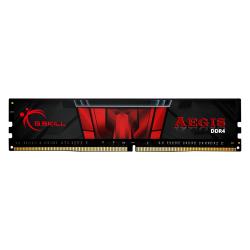 Memorie G.SKILL Aegis 4GB, DDR4-2400MHz, CL15