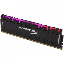 Memorie Kingston HyperX Predator RGB, 16GB, DDR4-3200MHz, CL16