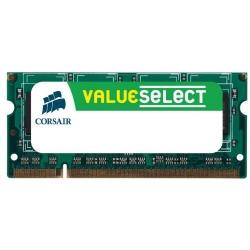 Memorie Laptop Corsair ValueSelect 4GB DDR3-1333 MHz