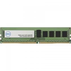 Memorie server DELL ECC RDIMM, 16GB, DDR4-2400MHz, Dual Rank x8