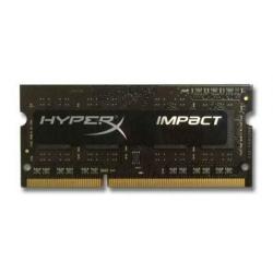 Memorie SO-DIMM Kingston HyperX Impact Black Series 4GB DDR3-1600Mhz, CL9