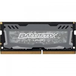 Memorie SODIMM Crucial Ballistix Sport LT 4GB, DDR4-2666MHz, CL16