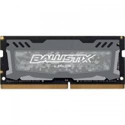 Memorie SODIMM Crucial Ballistix Sport LT, 8GB, DDR4-2400MHz, CL16