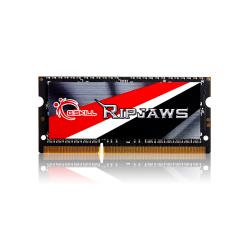 Memorie SODIMM G.SKILL Ripjaws 4GB, DDR3-1600MHz, CL9