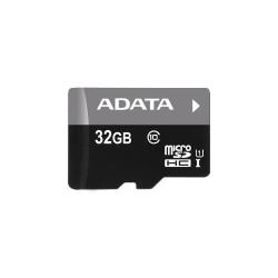 Memory Card A-Data Premier MicroSDHC 32GB, class 10 + SD adapter