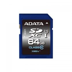 Memory Card A-Data Premier SDXC 64GB UHS-I U1, clasa 10