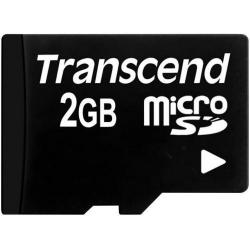 Memory Card Transcend MICROSDHC 2GB, CLASA 4