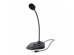 Microfon Gembird MIC-D-01, Black