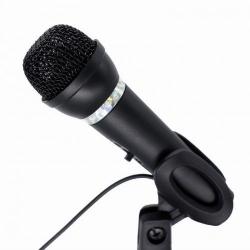 Microfon Gembird MIC-D-04, Black