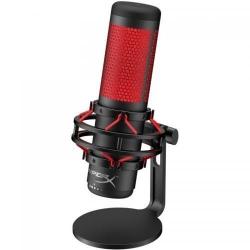 Microfon Kingston HyperX QuadCast, Black-Red