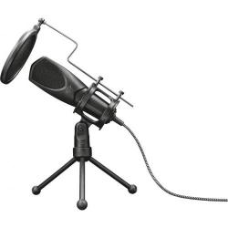 Microfon Trust GXT 232 MANTIS, Black