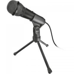 Microfon Trust STARZZ, Black